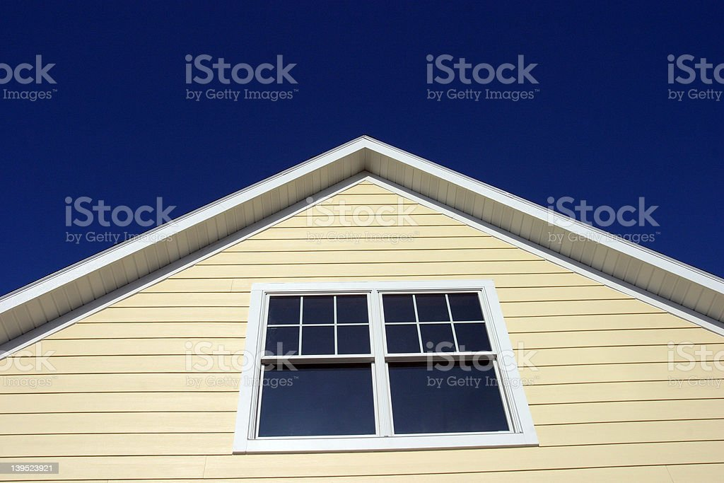 Second Story Peak royalty-free stock photo