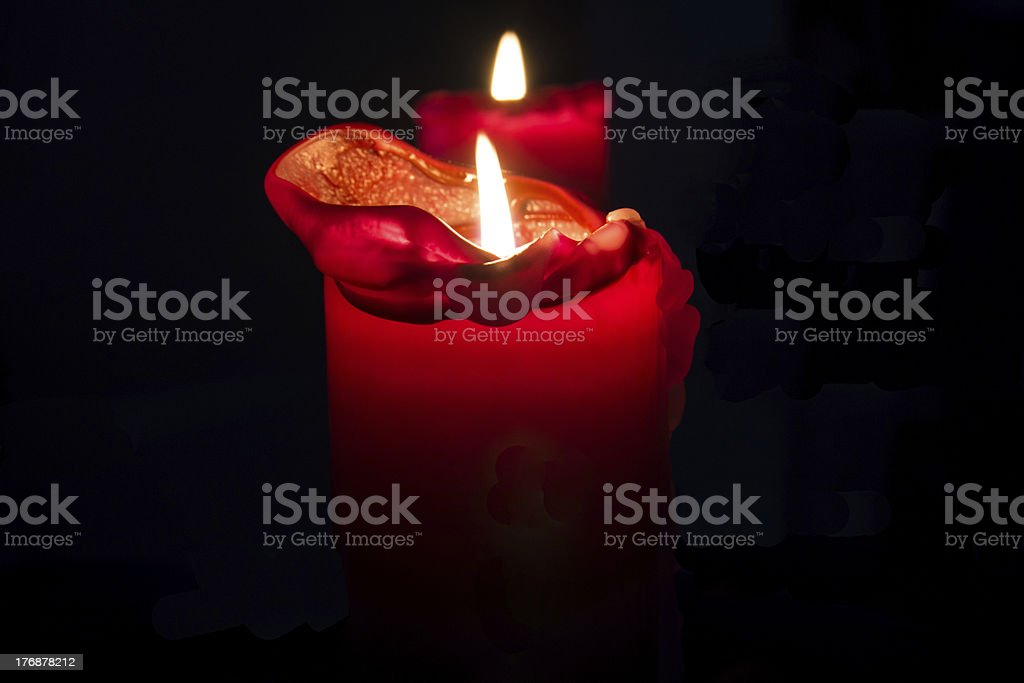 Second Sunday in Advent stock photo
