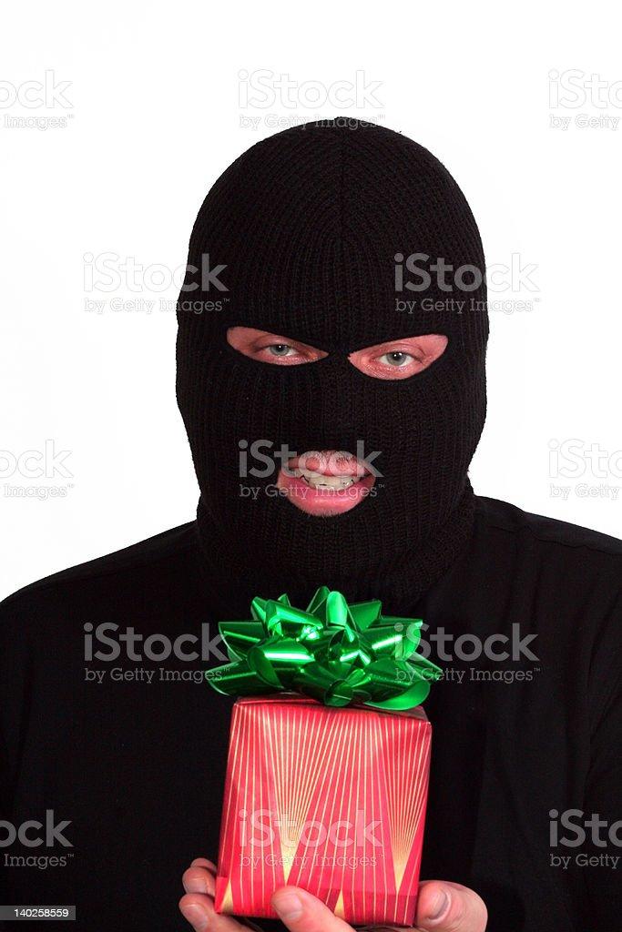 Secret Admirer stock photo