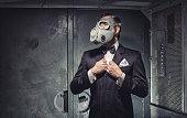 Secret agent, terrorist or businessman of apocalypse?