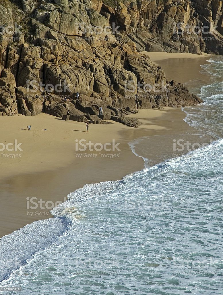 Secret Cove royalty-free stock photo