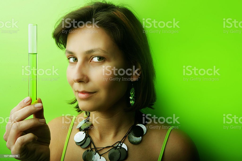 Secret formula royalty-free stock photo