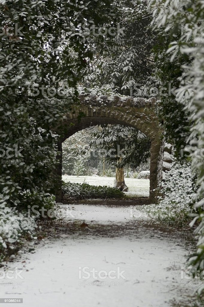 Secret Garden 2 royalty-free stock photo