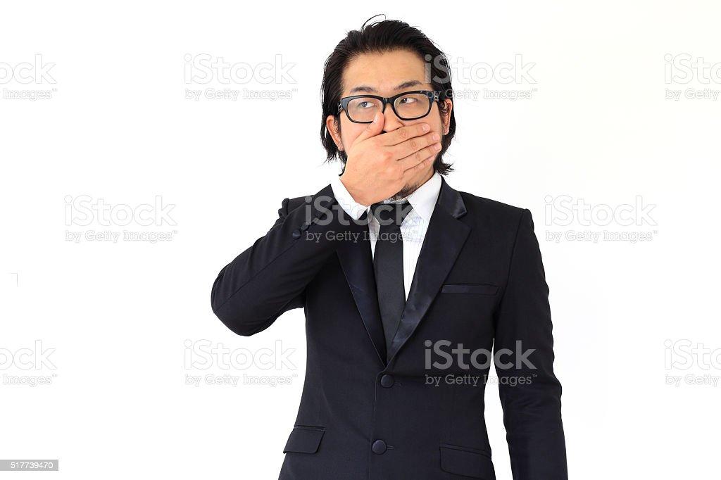 Secret stock photo