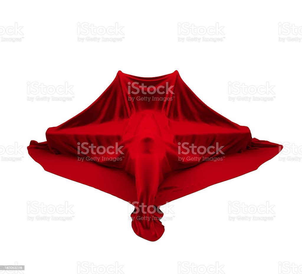 Secret prototype product royalty-free stock photo