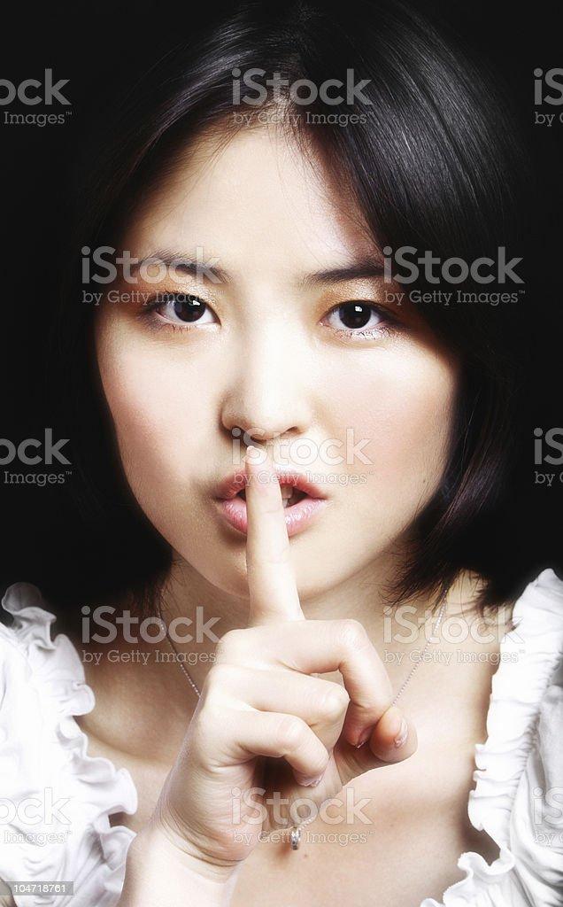 Secret story stock photo