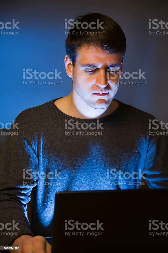 secretly work stock photo