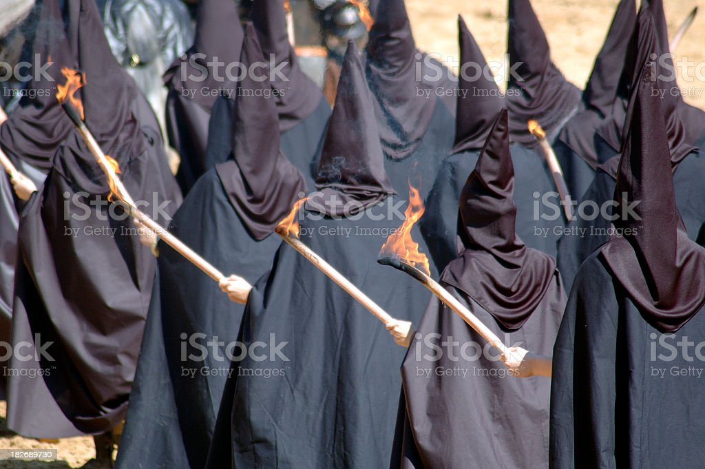 Sect stock photo