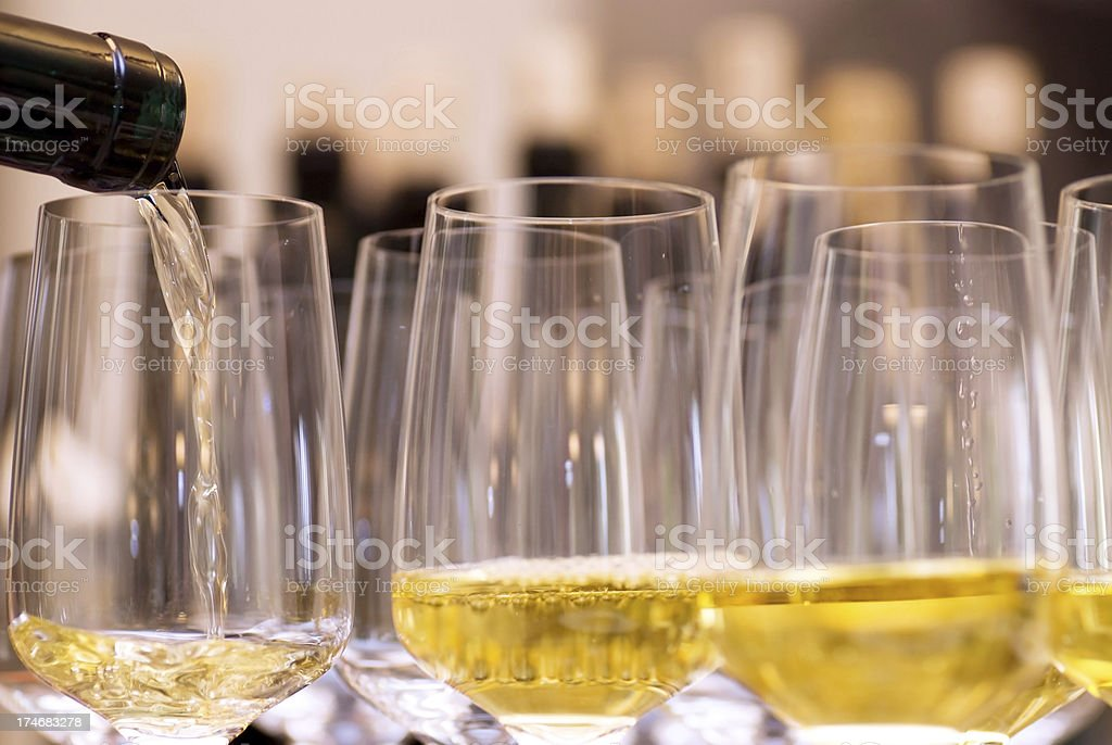 sect on catering party buffet at celebration royalty-free stock photo