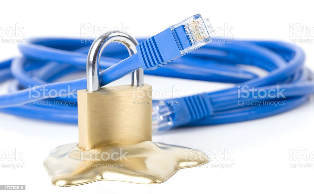 Security 7 royalty-free stock photo