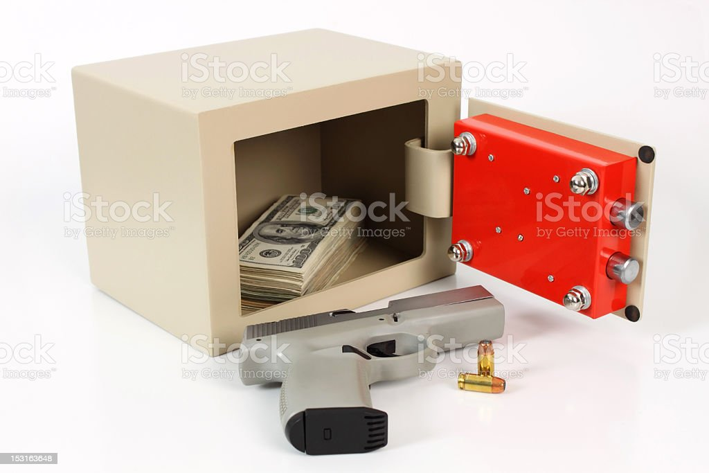 security box royalty-free stock photo