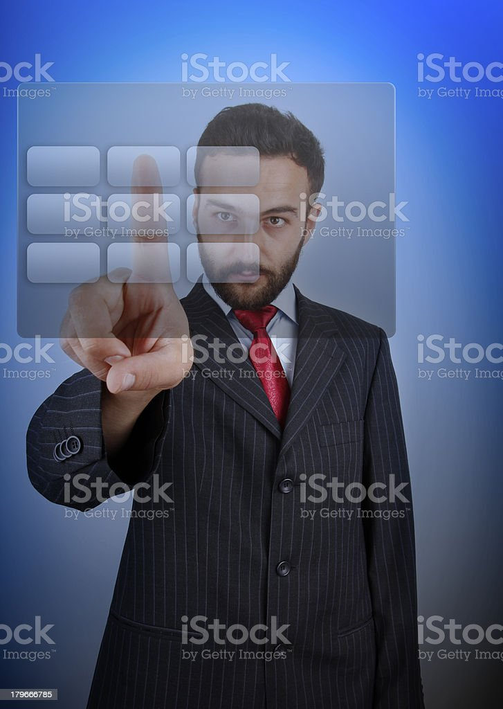 security code royalty-free stock photo