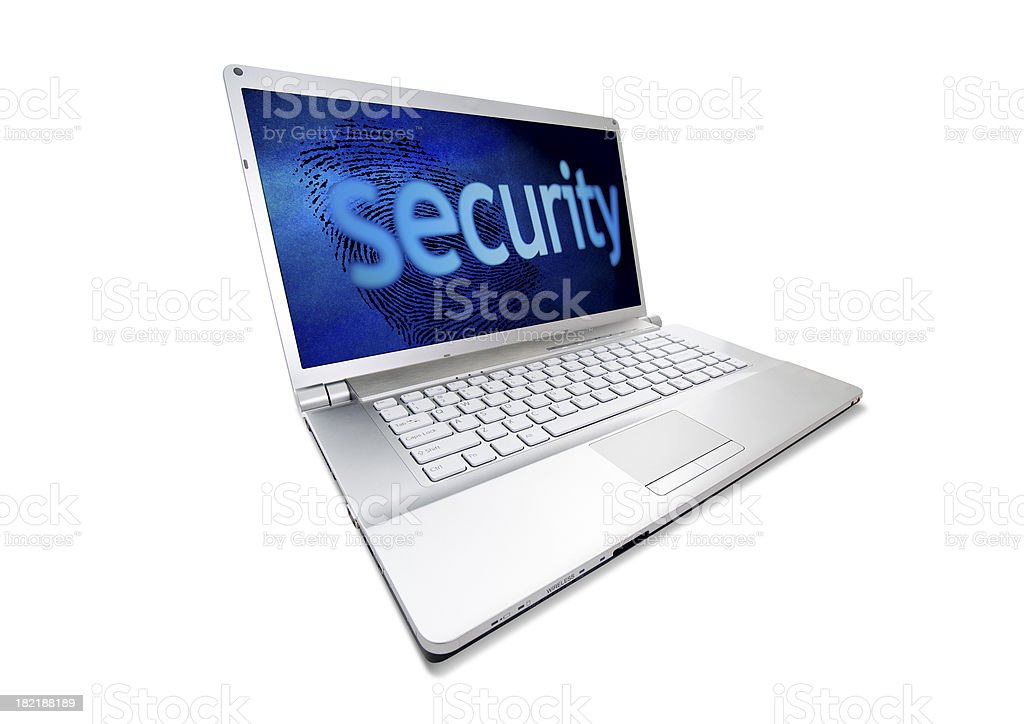 Security Concept royalty-free stock photo
