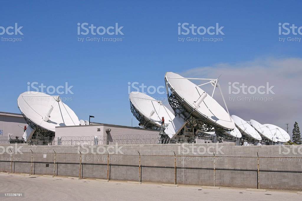 Security for High Def Wars royalty-free stock photo