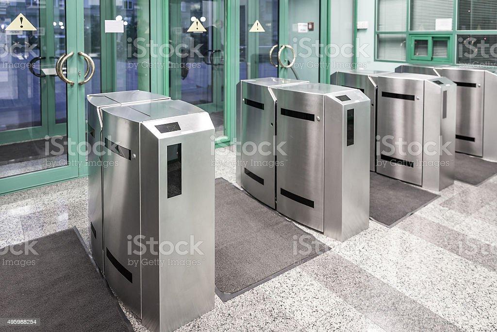 Security gateway stock photo
