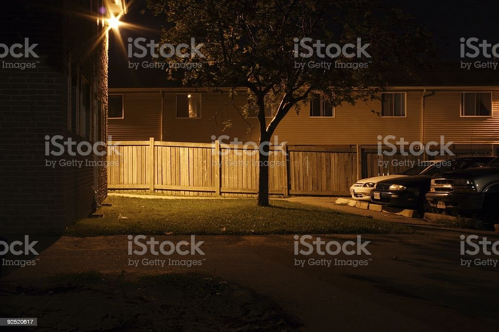 Security Light royalty-free stock photo