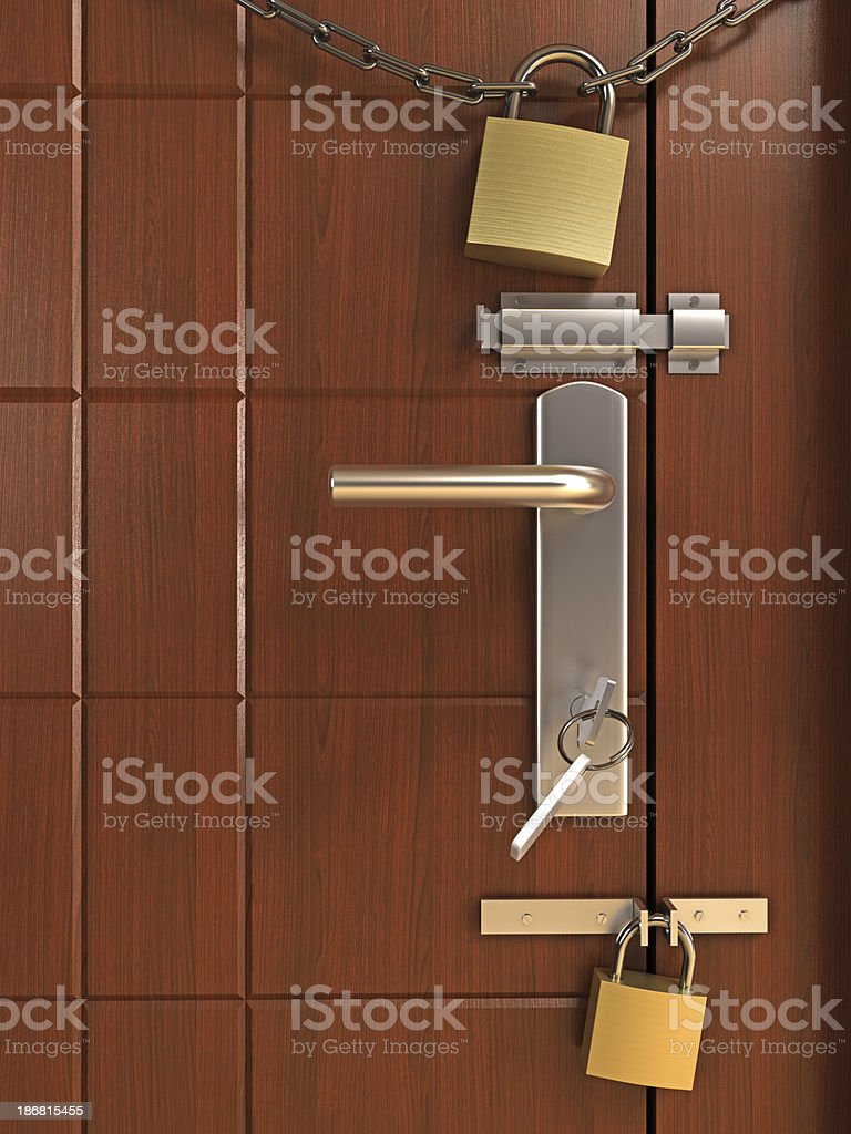 Security Measure stock photo