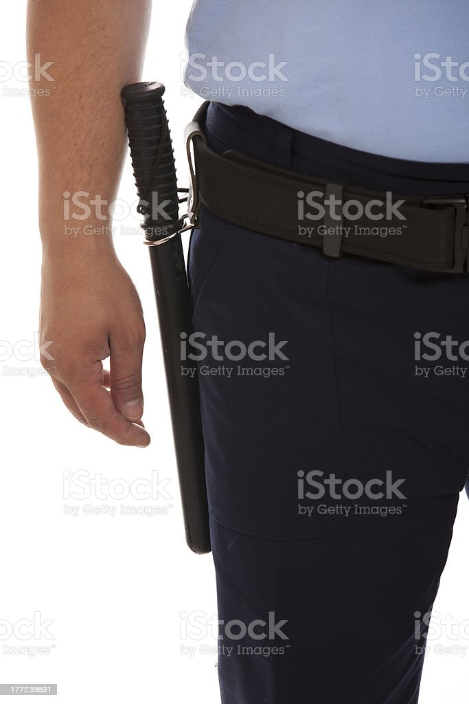 security staff member royalty-free stock photo