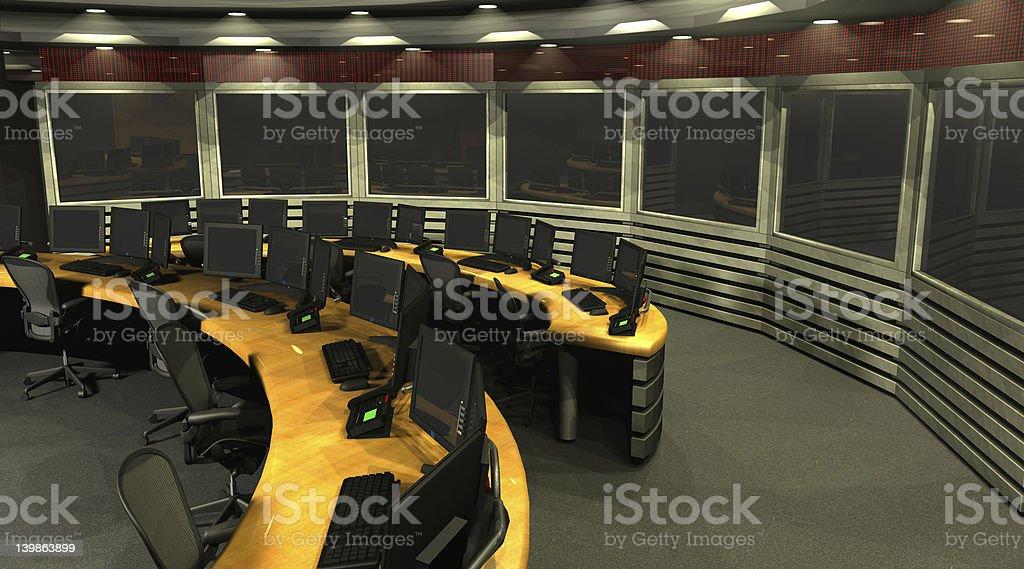 Security Surveillance stock photo