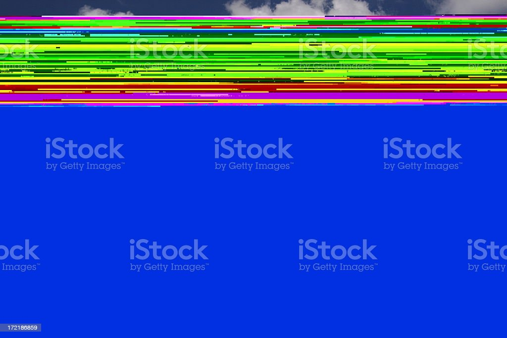 Security Wall royalty-free stock photo