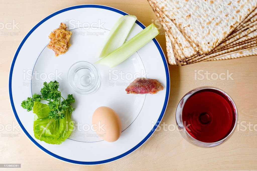 Sedar plate royalty-free stock photo