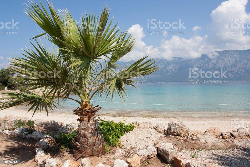Sedir Island stock photo