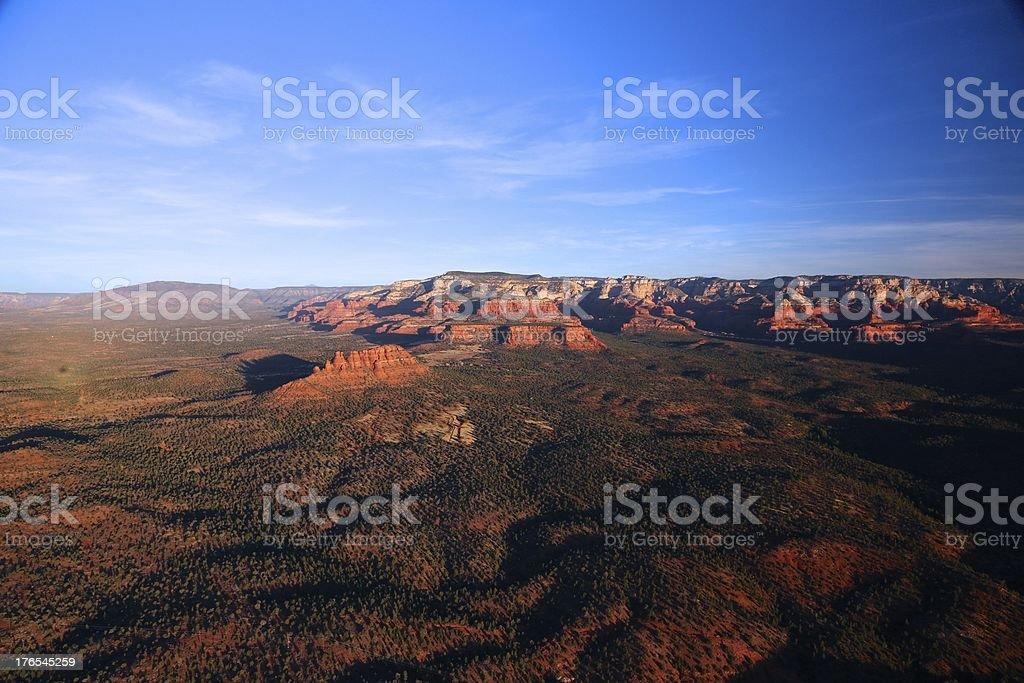 Sedona, Arizona foto stock royalty-free