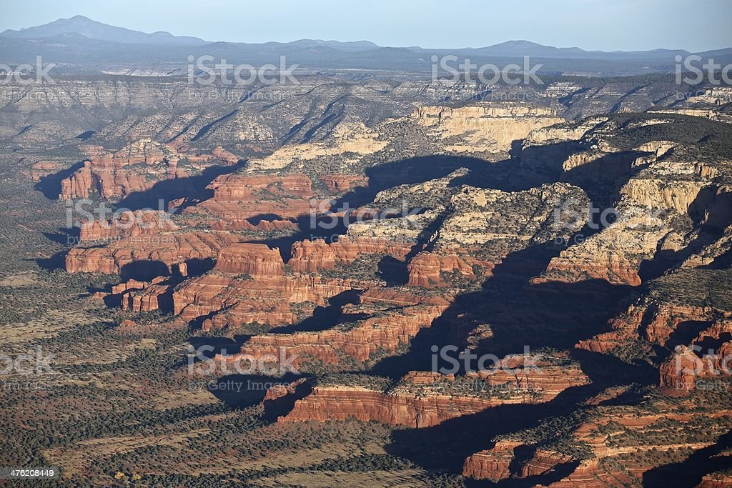 Sedona, Arizona foto stock royalty-free