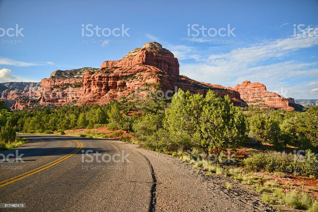 Sedona, Arizona foto de stock libre de derechos