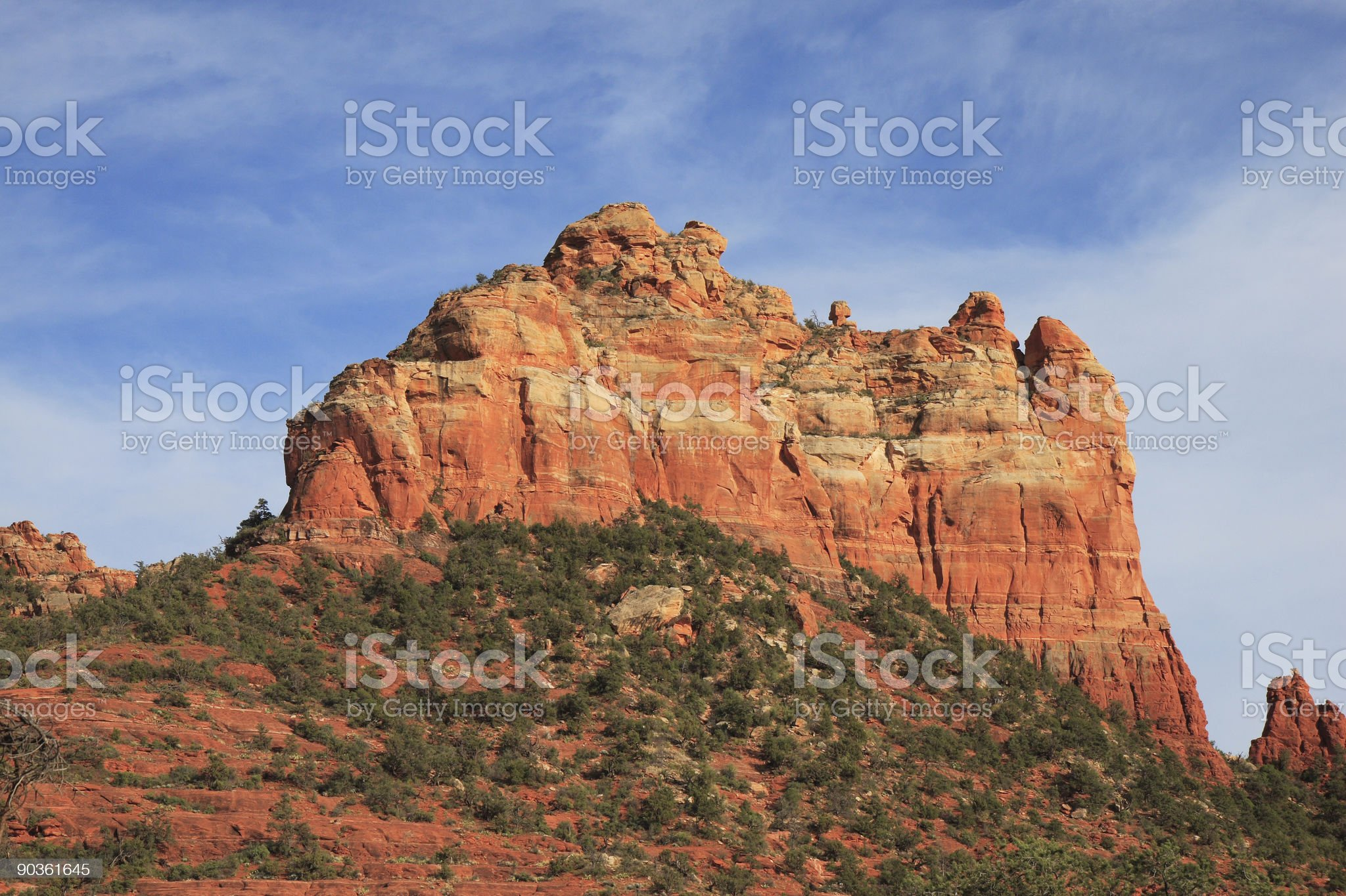 Sedona, Arizona Red Rock 1 royalty-free stock photo