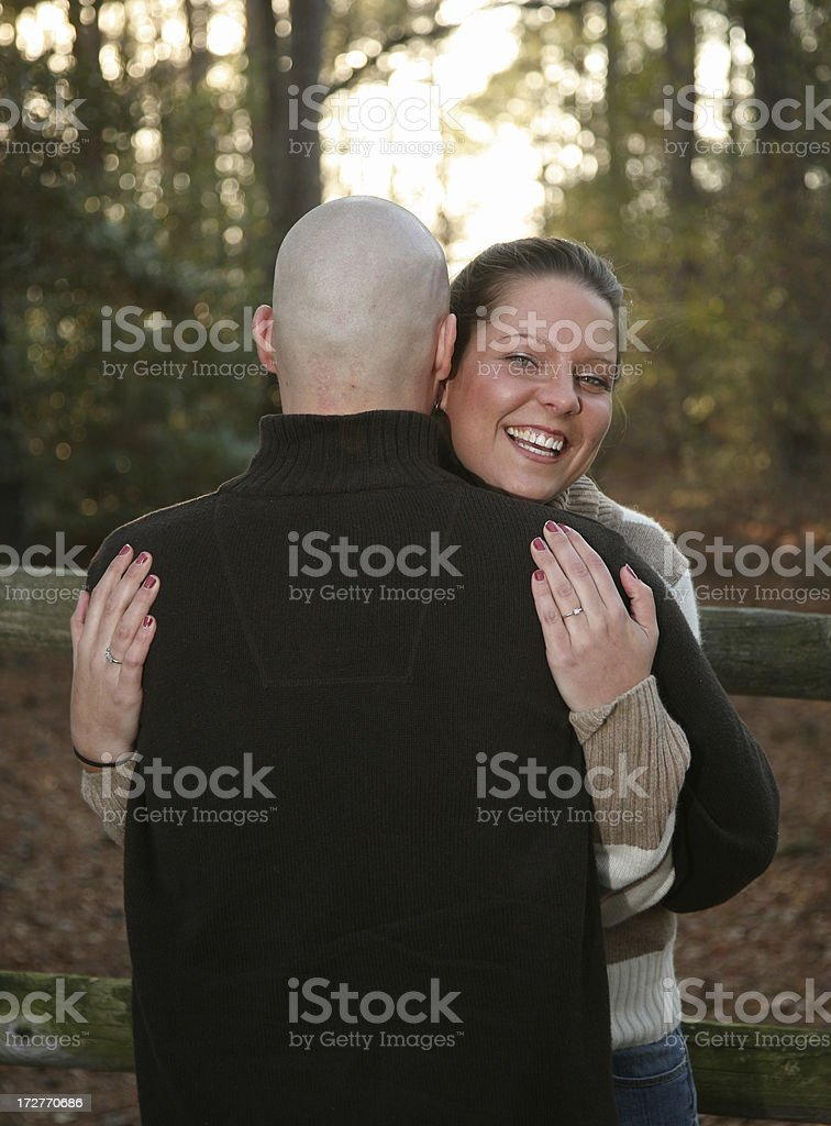See my ring royalty-free stock photo