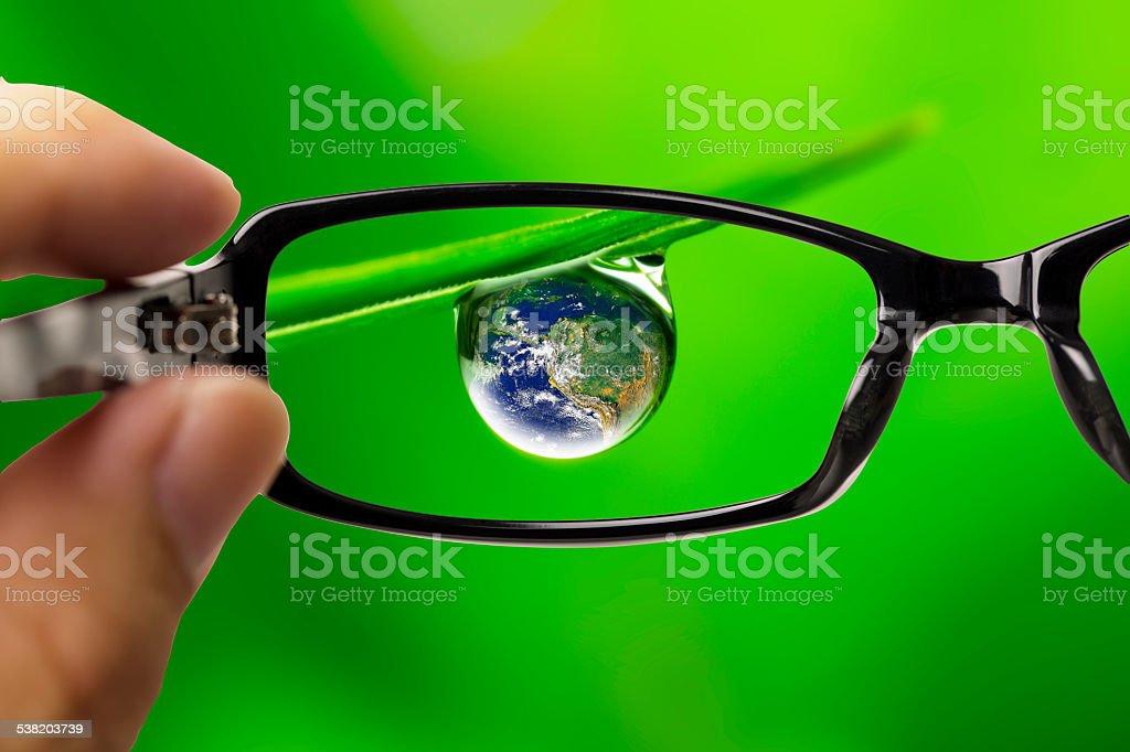 See the concept of environmental protection stock photo