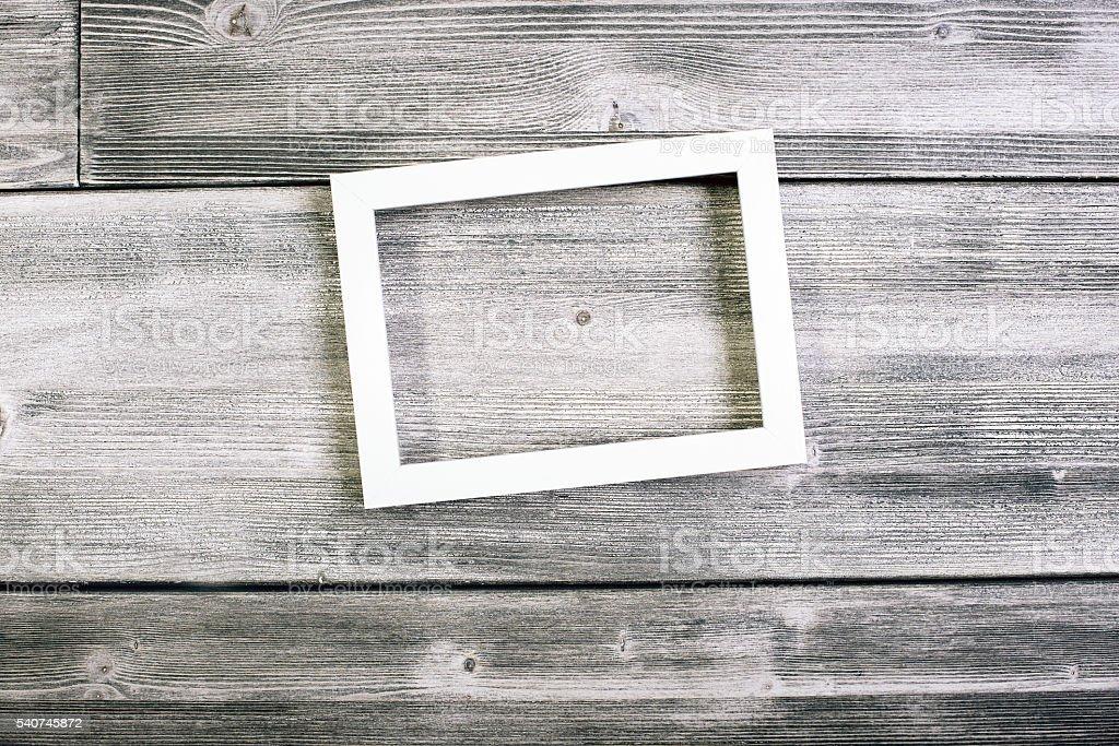 See through frame stock photo