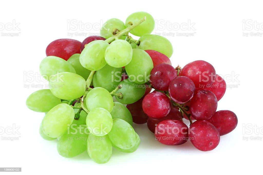 Seedless Grapes royalty-free stock photo