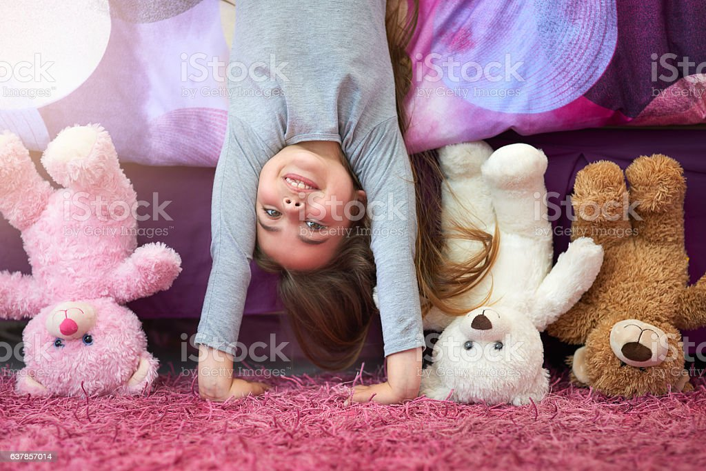 Seeing the world from a new perspective stock photo