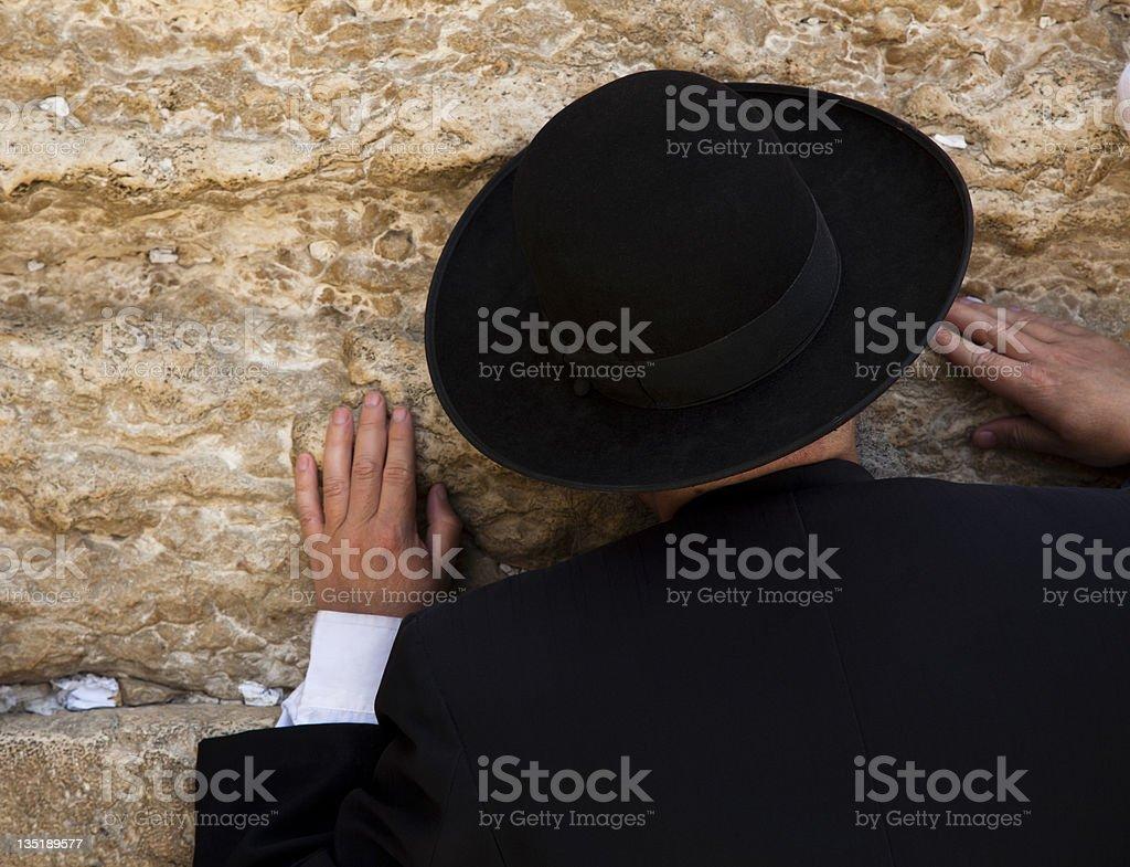 Seeking God royalty-free stock photo