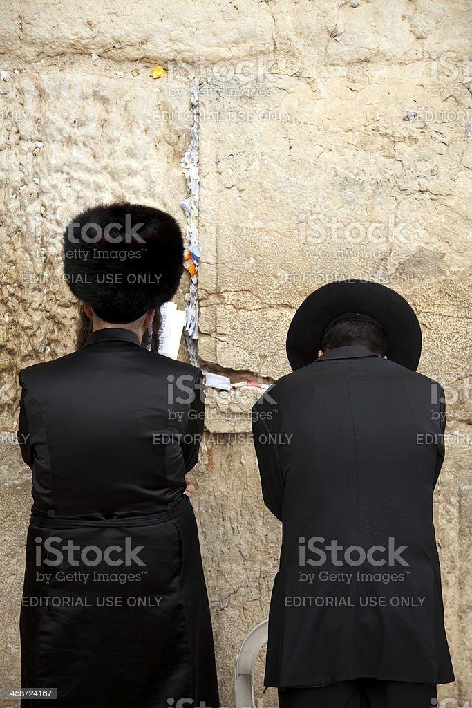 Seeking God stock photo