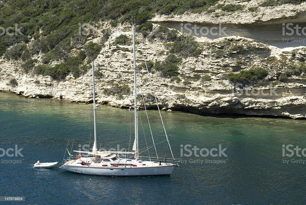 Segelschiff stock photo