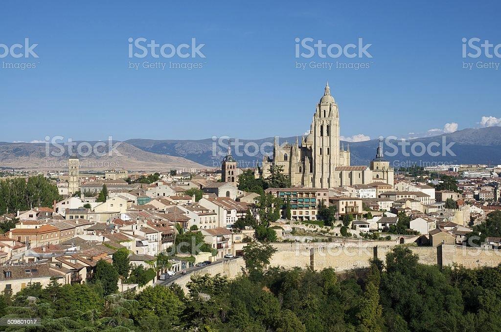 Segovia (Spain) stock photo