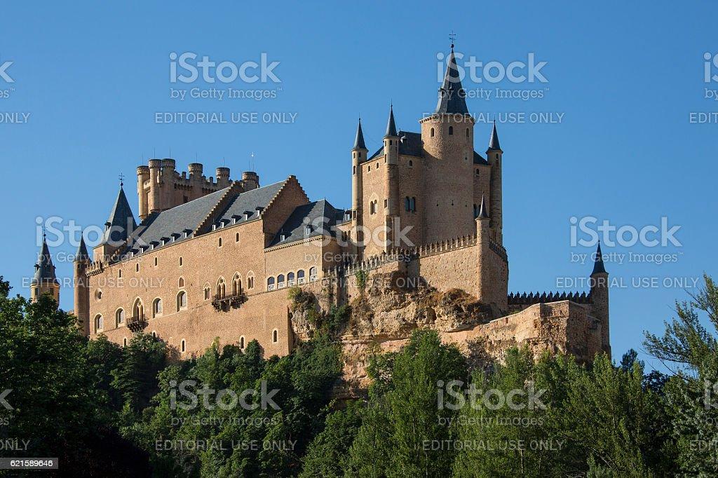 Segovia - Spain stock photo