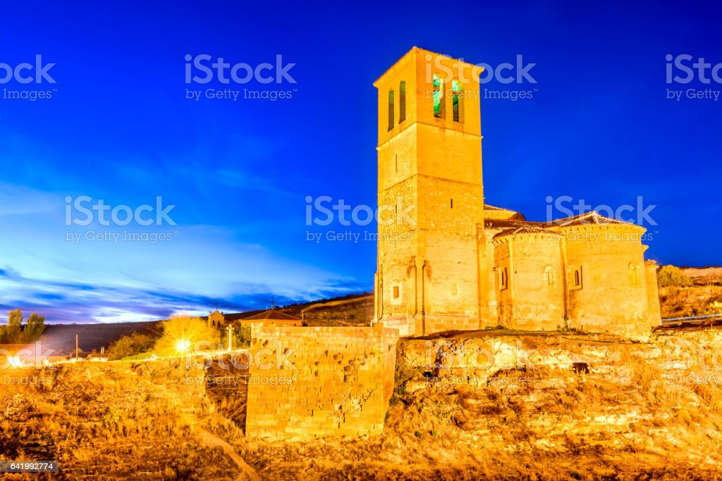 Segovia, Spain stock photo