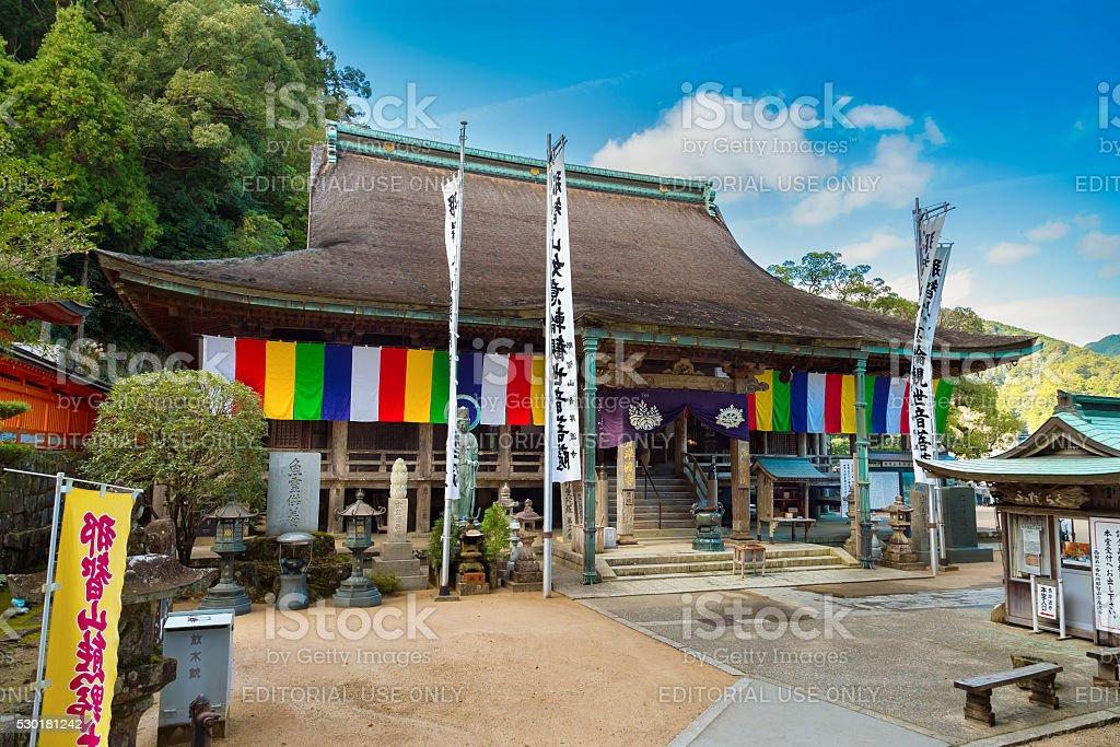 Seiganto-ji Temple in Wakayama, Japan stock photo