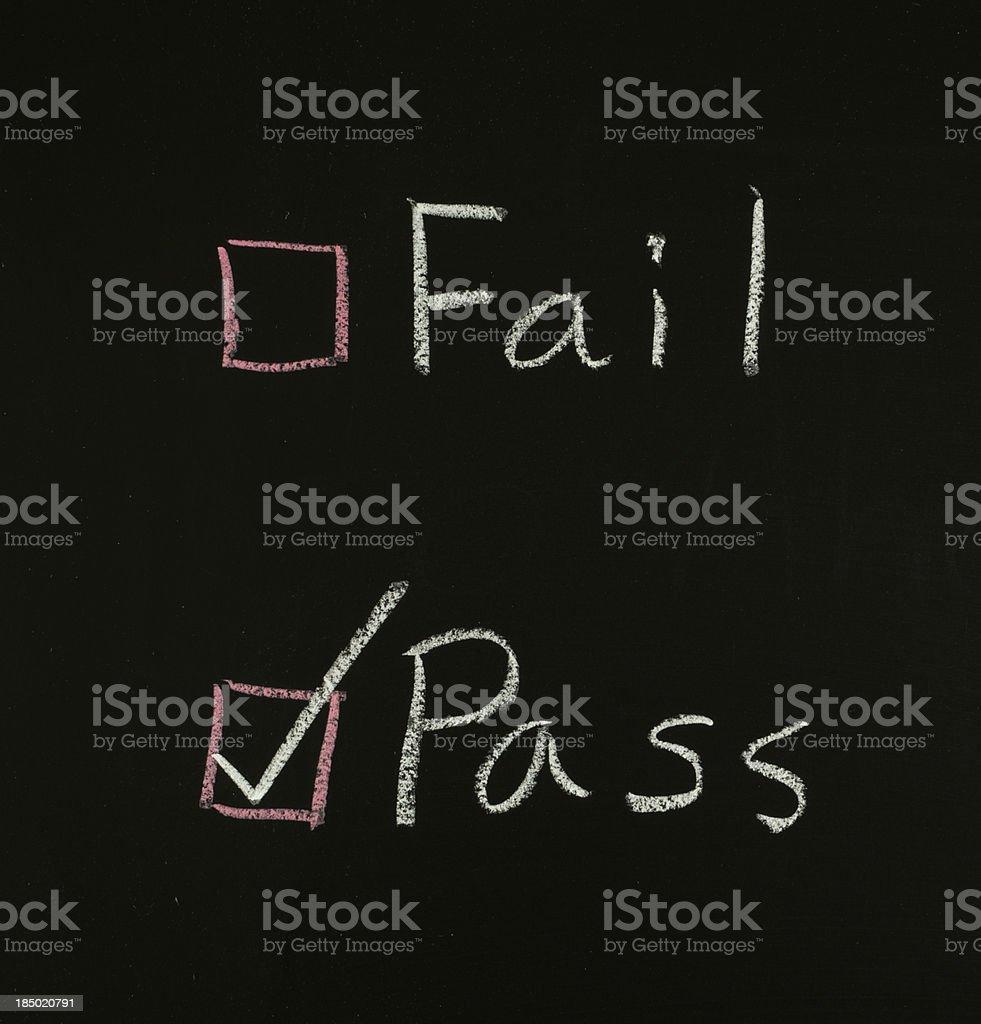select pass royalty-free stock photo
