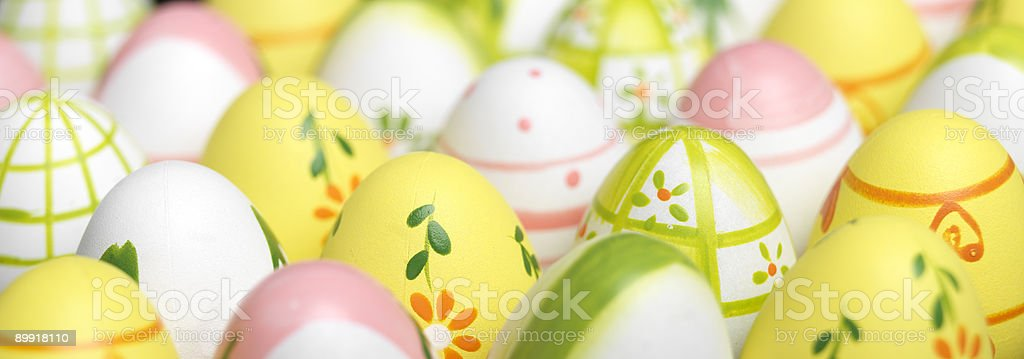 selection of eggs royalty-free stock photo