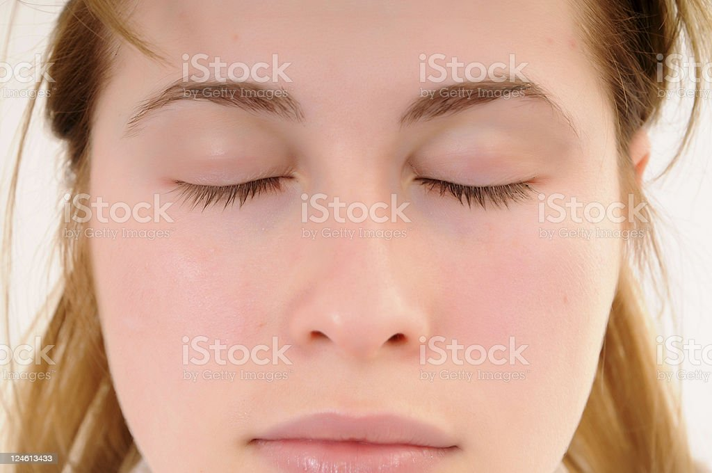 self care royalty-free stock photo