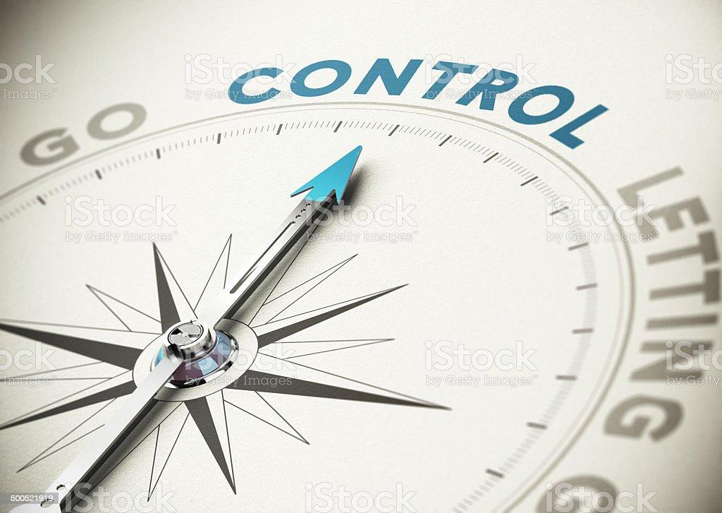 Self Control stock photo