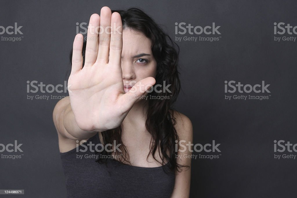 self defense stock photo