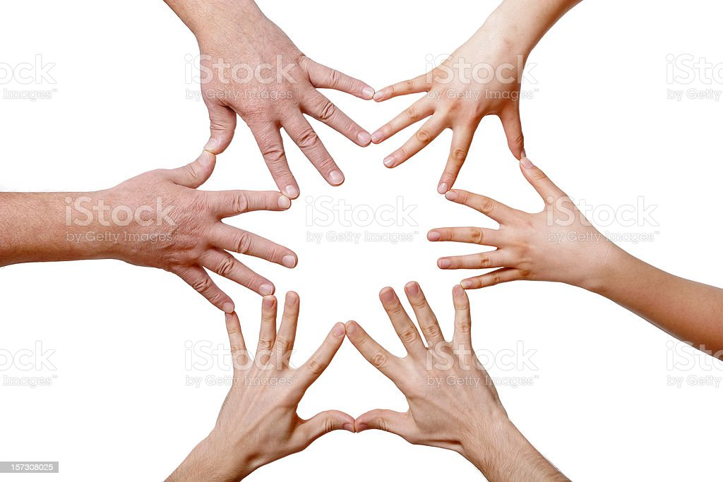 Self Organization stock photo