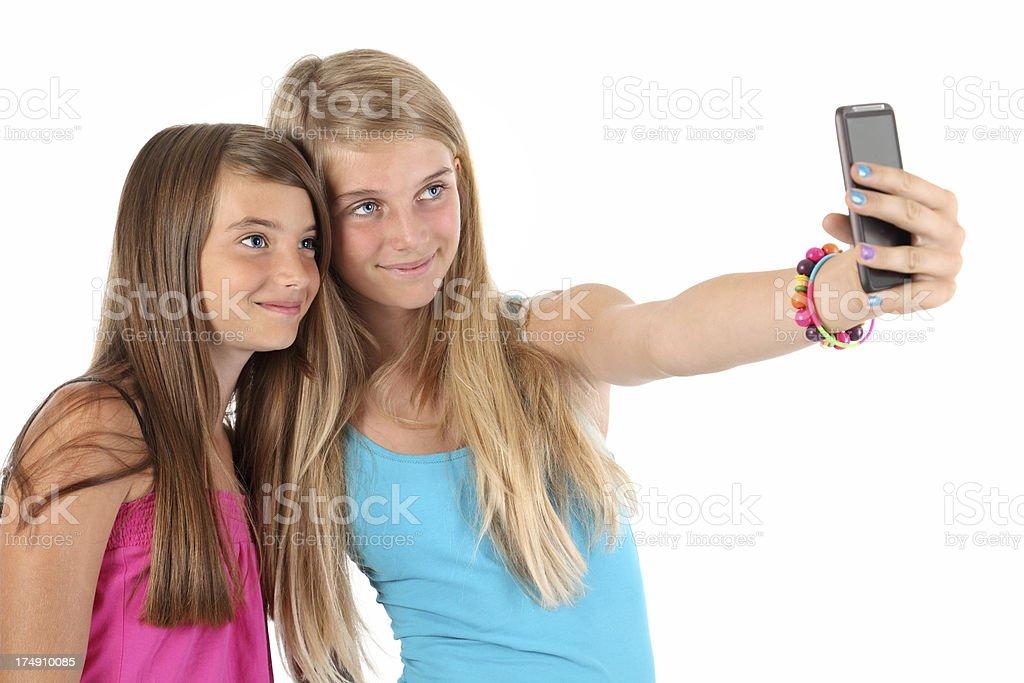 Self Portrait Photography royalty-free stock photo