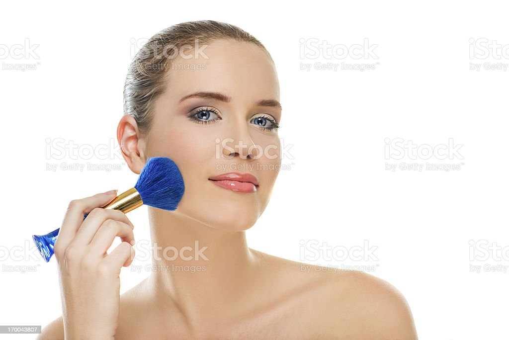 Self service royalty-free stock photo